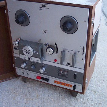 8 Track and Video reel player