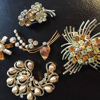 Goodwill Finds! - Costume Jewelry