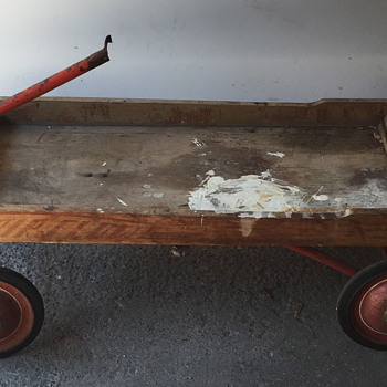 Air Flow wagon. - Toys