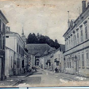 Italian Street Scent - Postcards