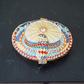 Horus Falcon Trinket Box