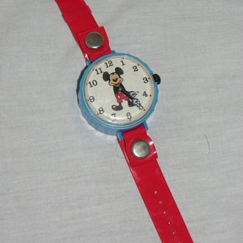 First Style Marx Mickey Mouse Toy Watch