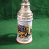 Imperial German Reservist&#039;s stein of Obergefreiter Skirsch
