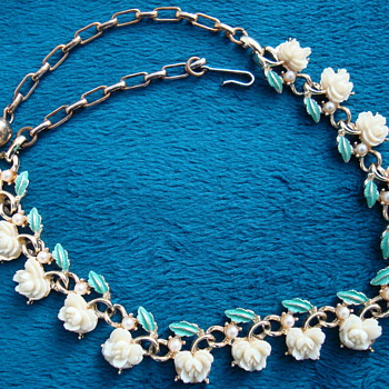 Another Sweet Necklace - Costume Jewelry