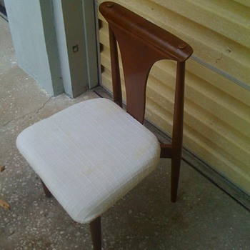 Danish Chair? - Furniture