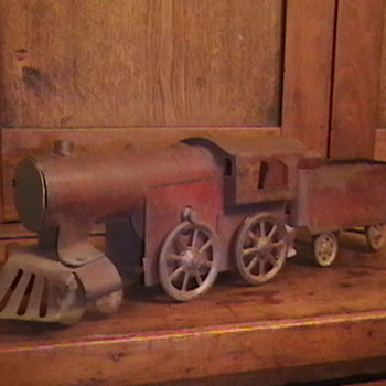 1920's Toy Train - Model Trains