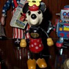 Minnie Mouse Fun-E-Flex Wooden Toy Figure
