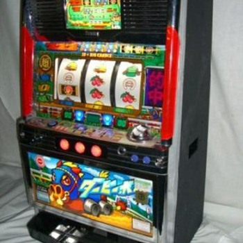Japanese Sanyo Horse Racing Slot Machine