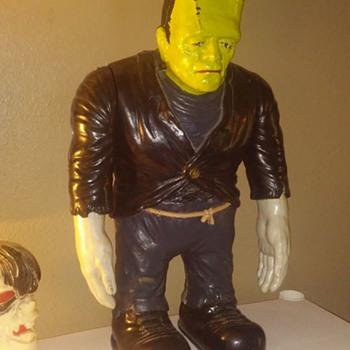 Original 1960's Aurora Gigantic Frankenstein Model