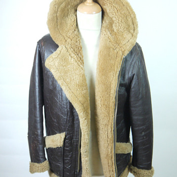 FLYING JACKET SHEEPSKIN - Mens Clothing