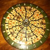 1930 Spinning poker wheel