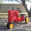 Massey Harris 44 Pedal Tractor