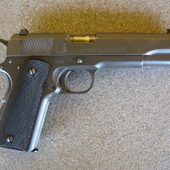Springfield Armory M1911A1 .45 auto pistol