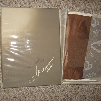 Vintage Hanes Nylons????? - Womens Clothing