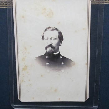 Lt. Col. C. McDonald 47th NY regiment