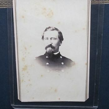 Lt. Col. C. McDonald 47th NY regiment  - Photographs