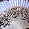 My daughter's wedding fan