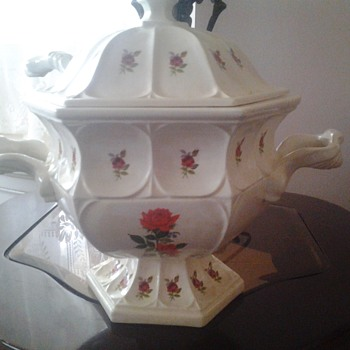 duncan enterprises 1976 soup tureen