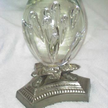 Glass egg shape  - Art Glass