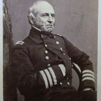 Capt George F. Pearson USN??? - Photographs