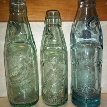 Codd bottles  - Bottles