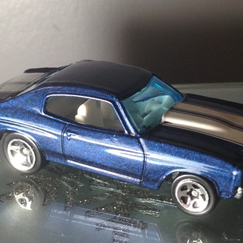 Hot wheels Chevelle SS
