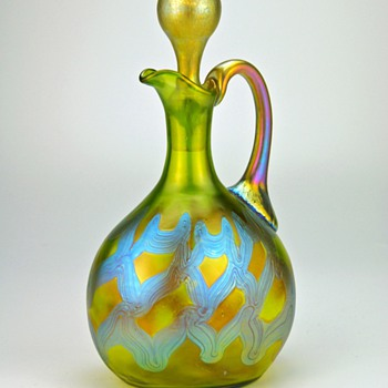 Loetz Phenomen Genre 7773 decanter