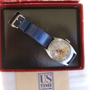 1948 20th Birthday Edition Mickey Wristwatch - Wristwatches