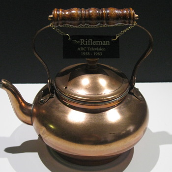 'The Rifleman'  .  .  . Copper Kettle - Movies