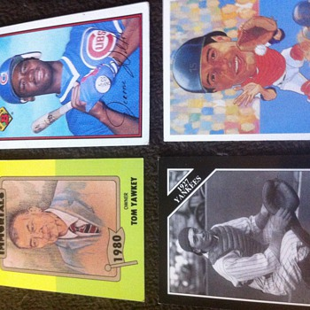 Tom Yawkey 1st printing baseball immortals card great find wanted to share!! - Baseball