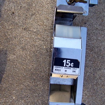 Cornelius Model 18-8852 vending coin mechanism