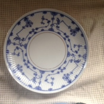 Royal Copenhagen plate???