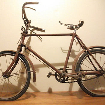 old school Phillips bike