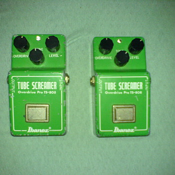 Ibanez TS-808 - Guitars