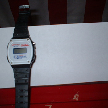 Coke  Watch