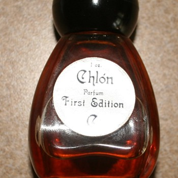 Chlon Parfum 1 oz. - Bottles