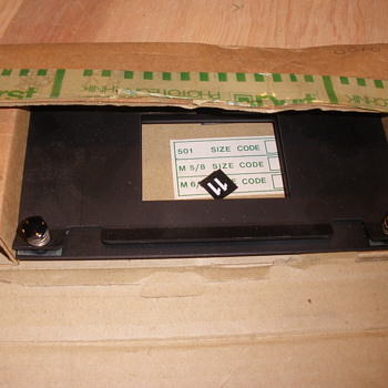 Photo Enlarger Negative Carrier? DURST? - What Do I have here - Cameras