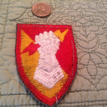 WW II patch