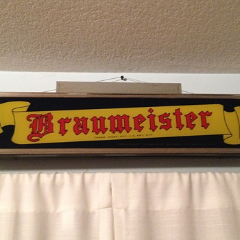 Braumeister fluorescent beer light