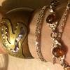 Two amazing bracelets I may never take off