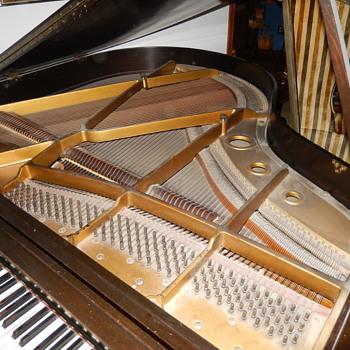 Wegman Grand Piano - Musical Instruments