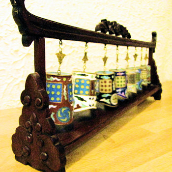 Rack of Chimes (Asian)