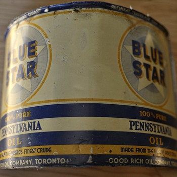 More oil can skins - Petroliana