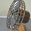 Old 6 Volt Gambles Swivel-Ball Windshield Fan - Now a Desk Fan
