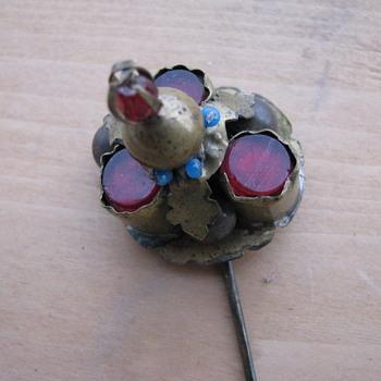 Strange Vintage Pin - 1
