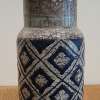 MICHAEL ANDERSEN VASE MARIANNE STARCK PERSIA - Pottery