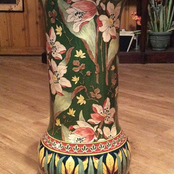 Vintage, Antique Umbrella Stand?