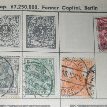 More Stamps