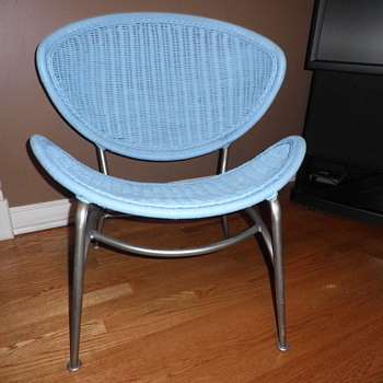 Wicker & Steel Chairs - Furniture