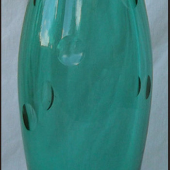 ROSENTHAL ART GLASS VASE  - Art Glass